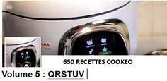 650 recettes cookeo v5
