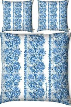 Duvet cover with pure silk pillow – Paris