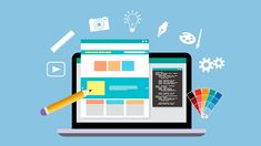 A leading website design company in Pune . Cost-effective solutions for your business. Krimed technology is a professional Web Design Company in pune to provide high quality & cost effective Website Design. Design Web, Design Plat, Design Logo, Web Design Agency, Design Poster, Flat Design, Design Ideas, Graphic Design, Best Web Development Company