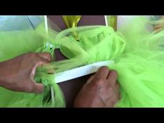 Part 5 Learn How to make a tutu dress
