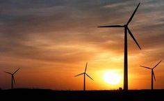 Pretty Wind Turbine Farm See more at http://www.ecostylings.com