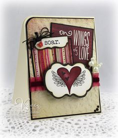 Verve Stamps: January 2013 Diva Inspirations Blog Hop