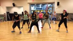 Zumba with Erika Loco