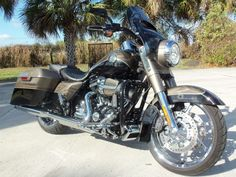 2014 Harley Davidson CVO Screamin Eagle Road King #2014 #cvo #Eagle #Harley-Davidson #Road King #Screamin