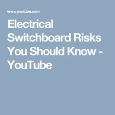 Fuseboards have been a major cause of electrical fires in Perth homes with us visiting around 7 electrical switchboard fire jobs every month. Watch to learn the risks associated with with old fuseboards and what you can do about it!