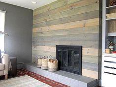 Design*Sponge | Fireplace Before & After