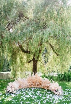 Wedding tree backdrop outdoor ceremony - A wedding signifies the introduction of the very best aspect of life. An outdoor wedding provides you with a. Tree Wedding, Garden Wedding, Summer Wedding, Wedding Flowers, Wedding Ideas, Wedding Dresses, Wedding Beach, Church Wedding, Forest Wedding