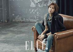 Gong Hyo-jin ♡ #KDrama // Elle Magazine September Issue '14 // #It'sOkThat'sLove #Master'sSun