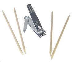 Trim Fingernail Clipper Deluxe with File. Plus 4 Cuticle Sticks. Trim http://www.amazon.com/dp/B00KXFX08G/ref=cm_sw_r_pi_dp_toDXub1BT3XD1