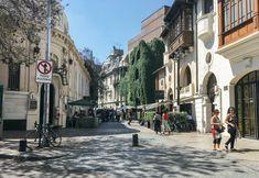Santiago de Chile Chile Tours, My World, South America, Street View, Santiago, Scenery, Draw, Voyage