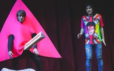 Telegraph Hammersmith review..Noel Fielding retreats into the wilds of his imagination for a surreal and utterly hilarious night of comedy, says Mark Monahan...http://www.telegraph.co.uk/culture/comedy/comedy-reviews/11237500/An-Evening-with-Noel-Fielding-.html