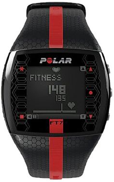 polar ft4 heart rate monitor watch silver black polar polar ft7 men s heart rate monitor black red