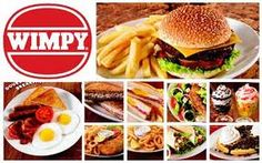 My mum always took me to a Wimpy on a day out in London when I was a kid.