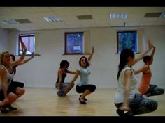 cute little dance routine that would be fun to learn