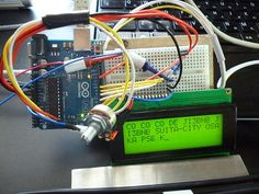 Arduino RTTY Decoder / Encoder