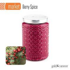 Berry Spice.