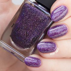 Very Emily » ILNP – Spring 2016 Collection - BFFs #purple polish