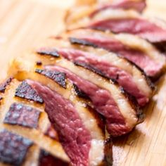 Magret de Canard (Seared Duck Breast w/ Honey, Orange, & Thyme). Fancy enough for date night, and as easy to cook as a steak.