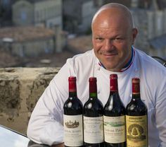 """Aujourd'hui dans vos kiosques : """"Terre de Vins"""" hors-série Saint-Emilion. Avec le chef Philippe Etchebest en couverture. http://www.terredevins.com/hors-serie-terre-de-vins-celebre-saint-emilion/"""