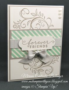 Miriam Castanho-Bollinger, #mstampinwithyou, stampin up, demonstrator, ppa, anniversary card, wedding card, falling flowers stamp set, first sight, lots of labels framelits, pretty petals dsp, su
