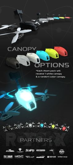 Experience flying for the first time. The ultimate first person view (FPV) micro-racing drone. | Crowdfunding is a democratic way to support the fundraising needs of your community. Make a contribution today!