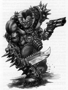 Goliath - Necromunda - GW
