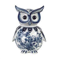 Piggy bank owl - pols potten