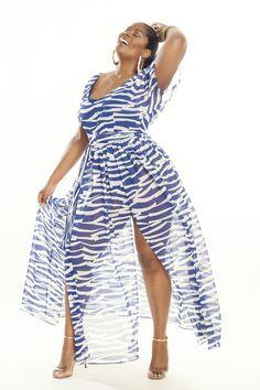 0b685b31be18 10 καταπληκτικές εικόνες με Φορεματα για παχουλες