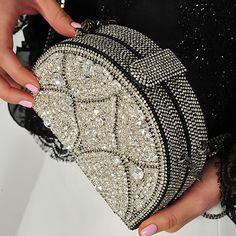 Couture Handbags Black Crystals Backgrounds Fantasy Purses Designer