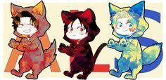 ASL Ace Luffy Sabo One Piece