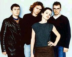 Kaitlin Bartels: Picture of Irish band, The Cranberries