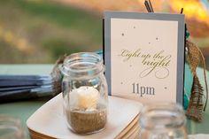 wedding sparkler signs