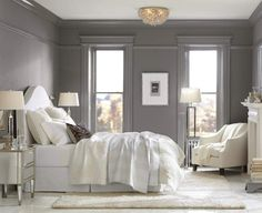 Sweet dreams are made of sheets: A glamourous bedroom doesn't need to cost a lot
