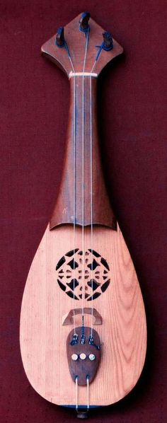 Really want a medieval rebec? We turn the rebec you imagine into an instrument in your hands. Renaissance Music, Medieval Music, Indian Musical Instruments, Music Instruments, Musica Pop, Homemade Instruments, Music Wall, Folk Music, Piano Teaching
