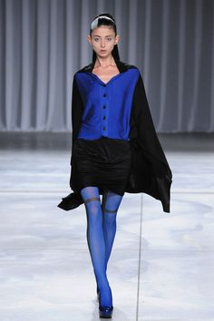 Yasutoshi Ezumi Spring 2013 Ready-to-Wear
