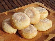 Nem vagyok mesterszakács: Angol muffin (reggeli zsemle) - a legjobb