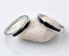 Find More Rings Information about Buy to Get a Gift Min 1 Pcs Black Agate Strip 0.3cm 925 Sterling Silver Silver Scratch White Couple Silver Ring for Women J053,High Quality ring party,China gift laptop Suppliers, Cheap ring box gift from ULOVE Fashion Jewelry on Aliexpress.com