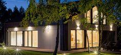 Moderne en slimme huizen. Eco Ready Huis