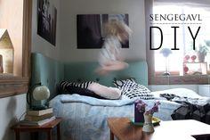 Sengegavl - DIY