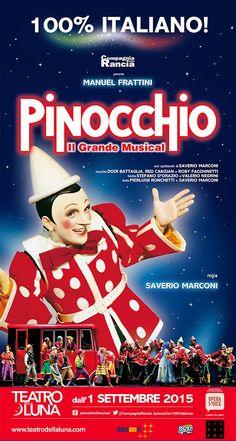 """TG Musical e Teatro in Italia: L'innovazione arriva a teatro. Con il ritorno di """"..."""