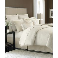 Martha Stewart Collection Marble Flowers 9 Piece Comforter Sets from Macy's on Catalog Spree