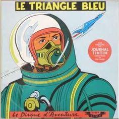 Major de la Royal Canadian Air Force, Dan cooper a acquis l'étoffe d'un héros en procédant aux vols d'essai du supersonique Triangle bleu. Au péril de sa vie, il ne va avoir de cesse de neuraliser les traîtres, les espions et les terroristes.  Les aventures de Dan Cooper, parues dans le journal Tintin, de novembre 1954 à octobre 1956.