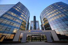 Náš projekt Business Centre Košice dosáhl významného úspěchu. Aktuální obsazenost dosáhla 90 %!  Unser Business Centre Kosice ist zu über 90% vermietet!  Our project Business Centre Kosice achieved a significant success. The actual occupancy rate reached 90 %!  www.bck.sk