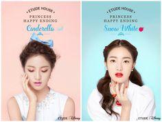 Kawaii Beauty Corner: Calling All Princesses - New Etude House Princess Happy Ending Collection