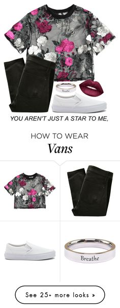 """Happy Easter!"" by tessilou14 on Polyvore featuring Vans, Marc by Marc Jacobs, Lime Crime and Pink Box"