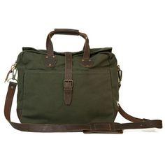 Laptop Bag Moss