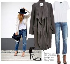 Get The Look: Long Trench