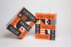 Vallestour Travel Agency identity by Pol Solsona