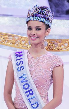 Miss World 2013 Megan Young (Philippines)