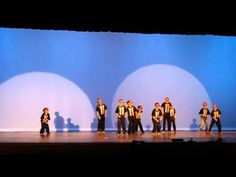 Men In Black - 3rd Grade Boys Talent Show Act - YouTube